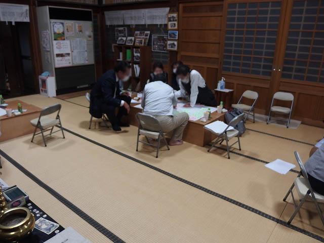 福岡・門徒会館・ワークショップ 2020.10.13